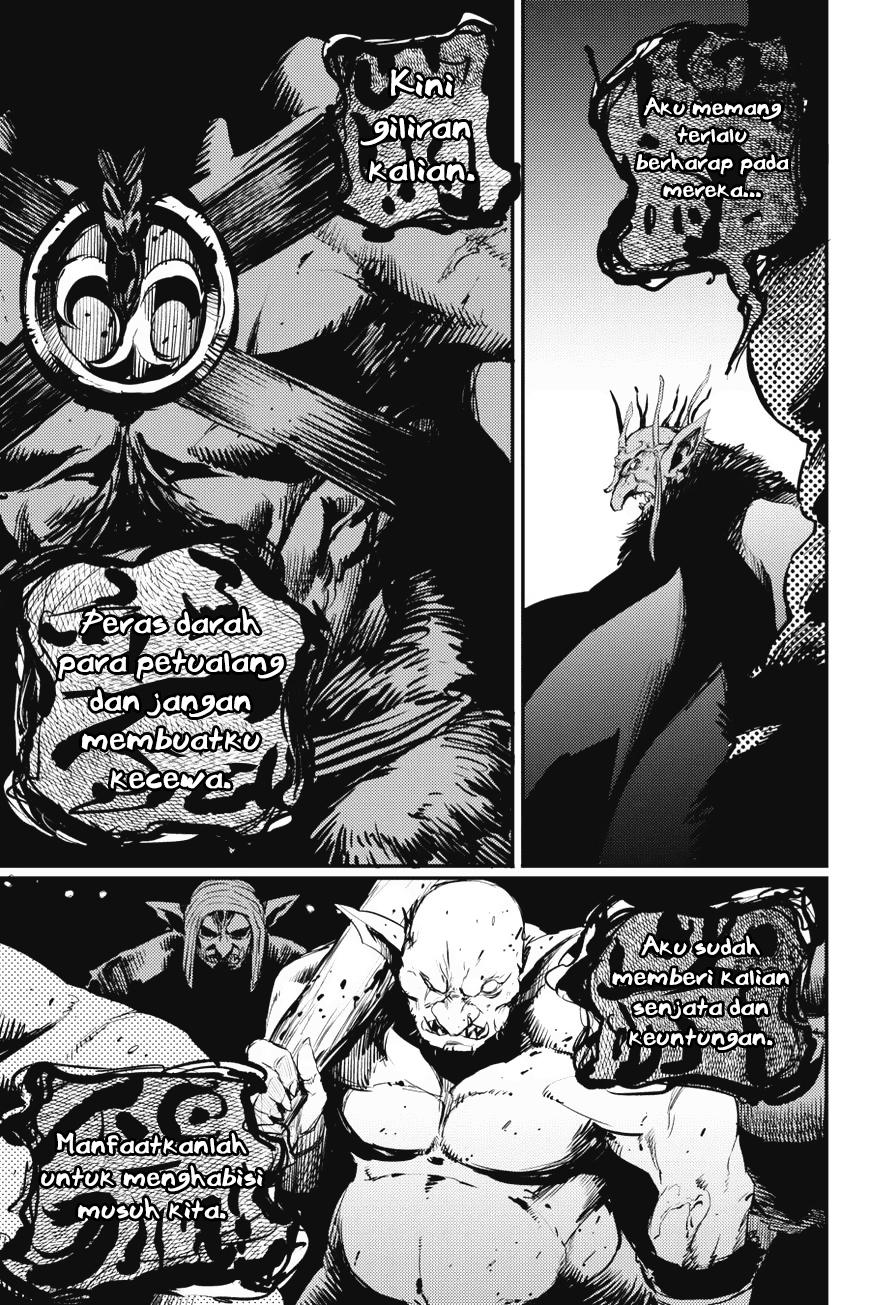 Goblin Slayer Chapter 13-9