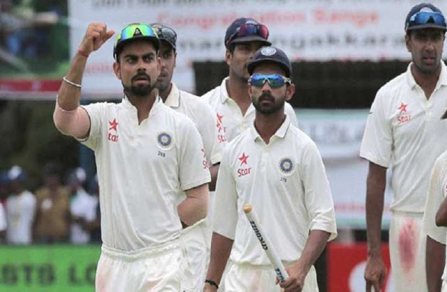 India vs West indies: Indian win by 10 wickets, Umesh's Maiden 10 Wicket