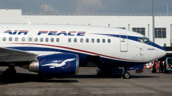 Just In: 2 Air Peace aircraft collide at Lagos airport