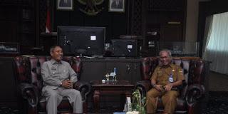 Pjs. Didik Jadwalkan Pelantikan Kepala BKKBN Lampung