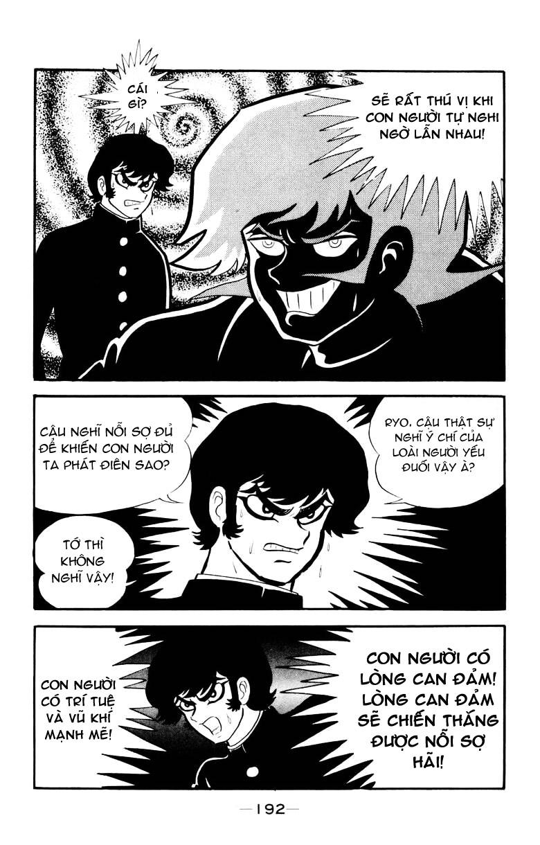 DevilMan chapter 15 trang 28