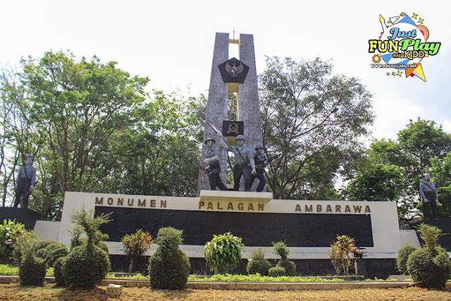 monumen palagan ambarawa