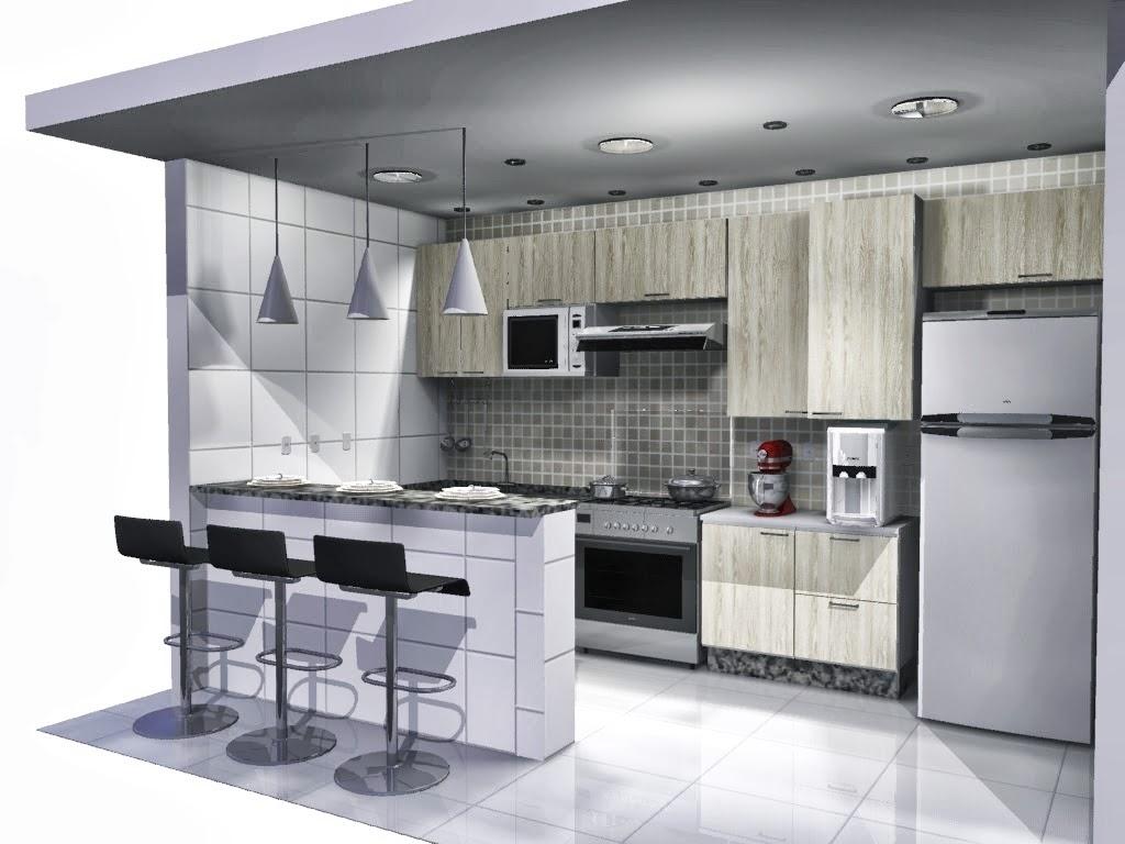 Como Fazer Uma Cozinha Planejada Modelos De Cozinha Planejada