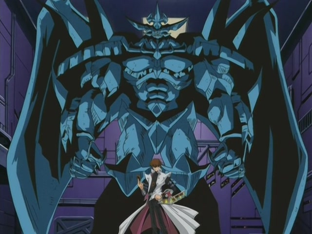 Say Something: [遊戲王]三幻神-歐貝利斯克的巨神兵