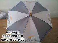 Payung Standar Kombinasi warna