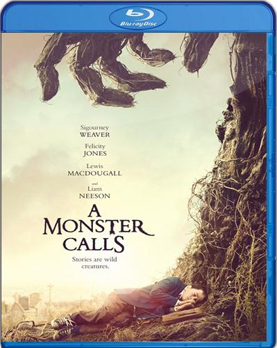 A Monster Calls [2016] [BD25] [Latino]