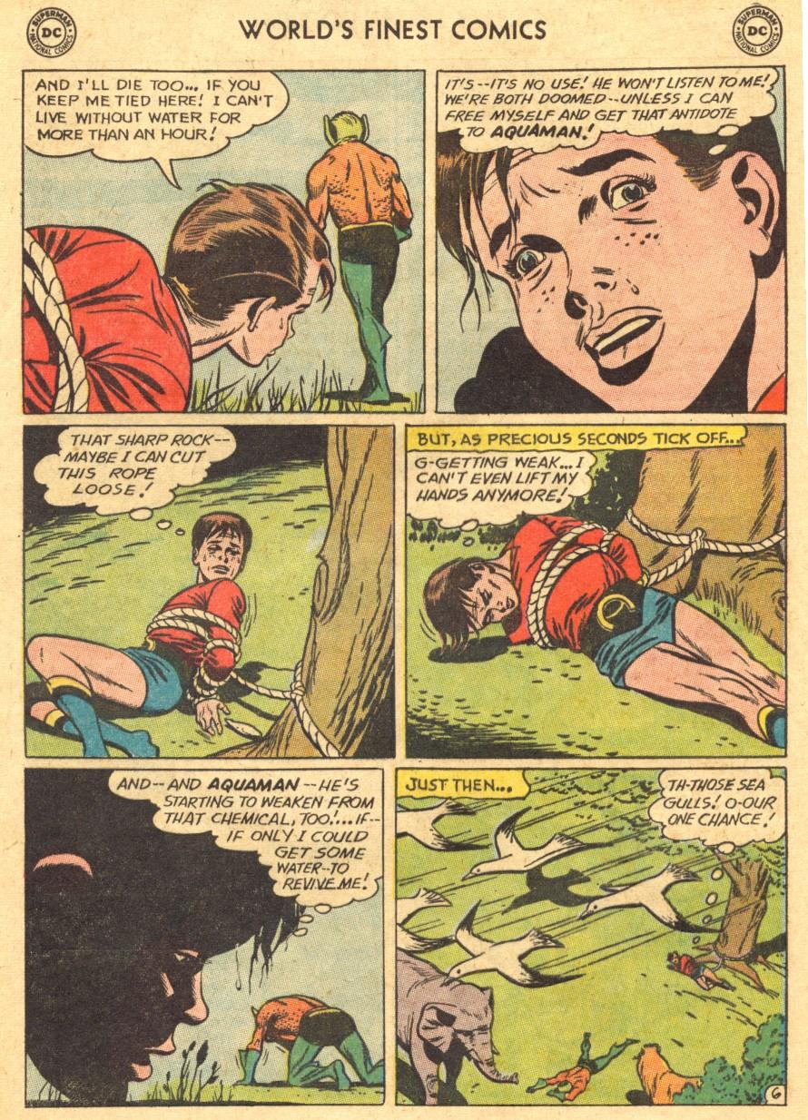 Read online World's Finest Comics comic -  Issue #130 - 24