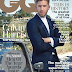 CALVIN HARRIS COVERS BRITISH 'GQ' MAGAZINE TALKS ABOUT TAYLOR SWIFT