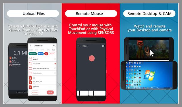تحكم بجهاز حاسوبك الخاص عبر هاتفك الذكي من خلال هذه الأداة الرائعة والمميزة