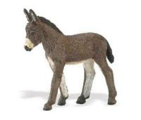 donkey foal toy miniature