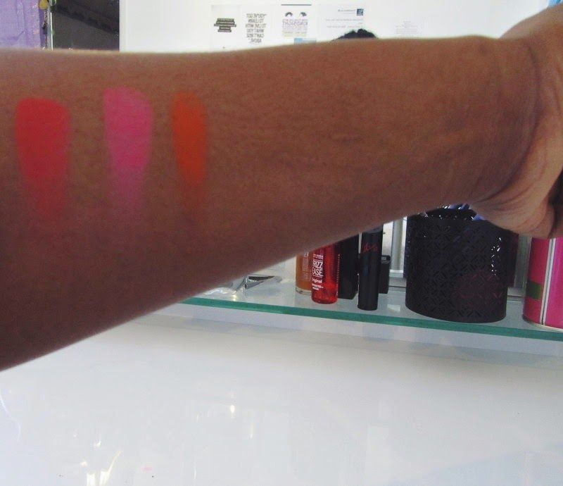 Sleek by 3 Pumpkin Blush Palette Swatch