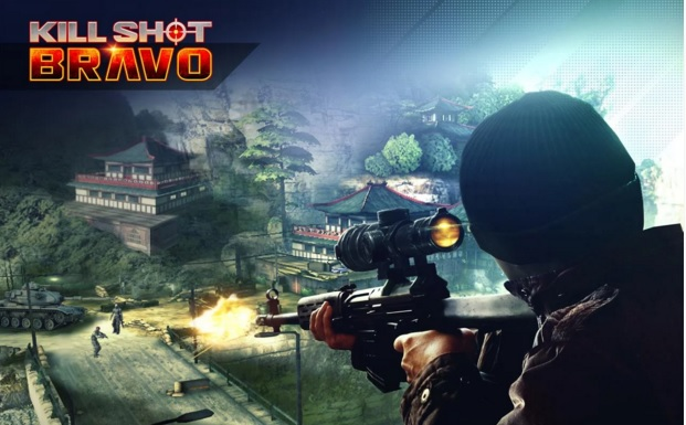 تحميل  لعبة Kill Shot Bravo Apk  مهكرة للاندرويد (آخر اصدار)