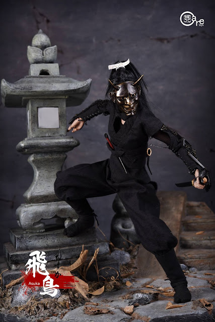 osw.zone Checkout Care TOYS 1 / 6. Scale Kunoichi Asuka (忍 あ す か か) 12-inch action figure