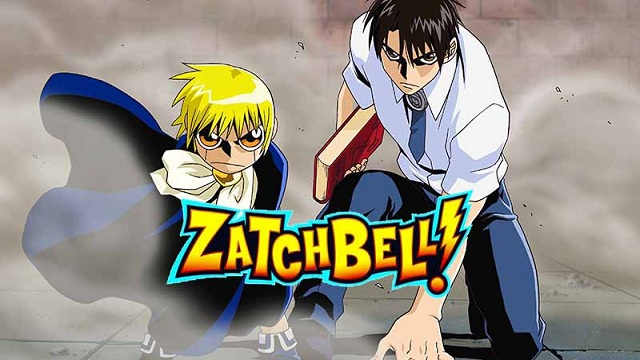 Zatch Bell Season 1 Complete In Hindi Dubbed Hd 720p