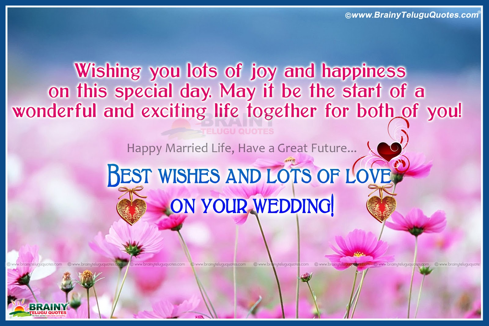 Wishing You Happy Marriage Anniversary Quotes And Greetings In