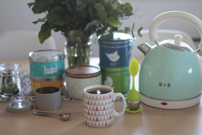 thé zéro déchet vrac réutilisable boule thé kusmi tea lov