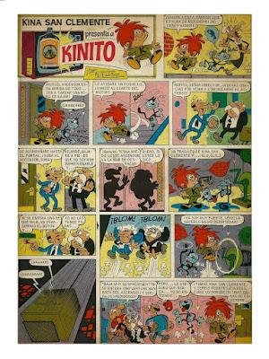 Kinito, por Ibáñez, Din Dan nº 94