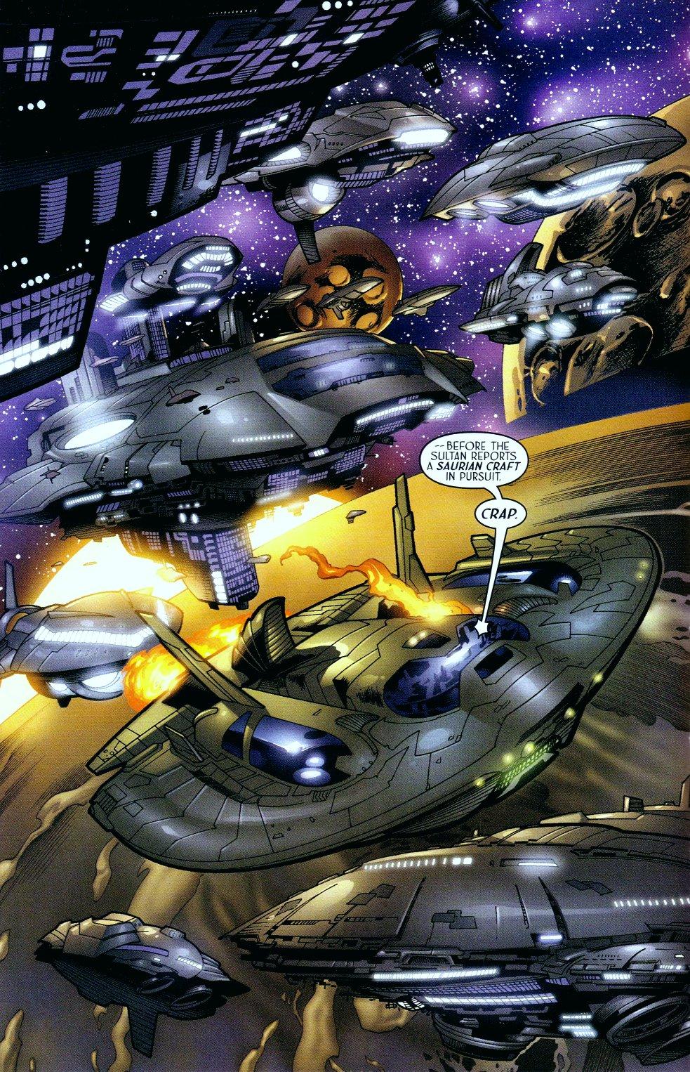 Read online Sigil (2000) comic -  Issue #14 - 7