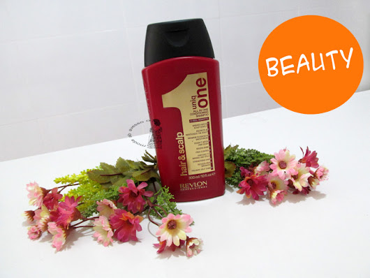 testei: all in one conditioning shampoo hair & scalp uniq one/revlon professional ~ o avesso da moda