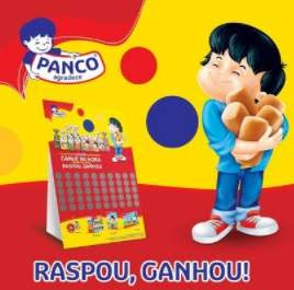 Promoção Panco 2018 Raspou Ganhou Raspadinha Ganhe Brindes