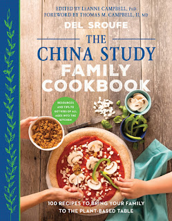 Zsus vegan pantry the china study family cookbook giveaway del sroufe has written his fair share of wfpb cookbooks but i think this one is by far the best of the bunch to make sure this book had recipes that were forumfinder Image collections