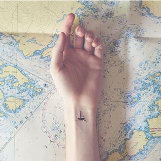 Tatuaje barco