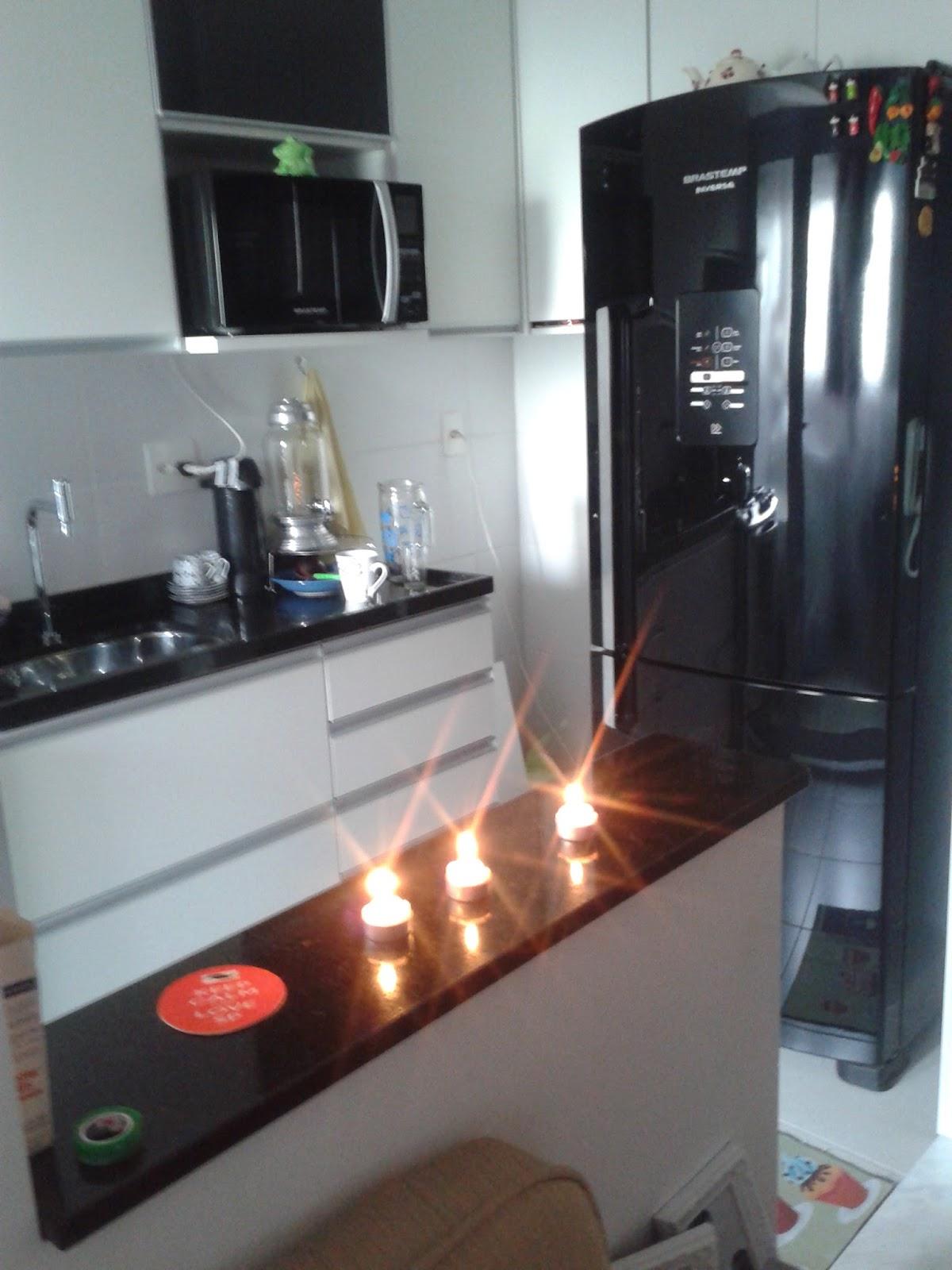 Coisas de Manuh Tour pela minha cozinha