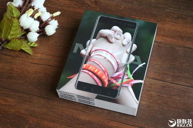 Nokia 6 Box
