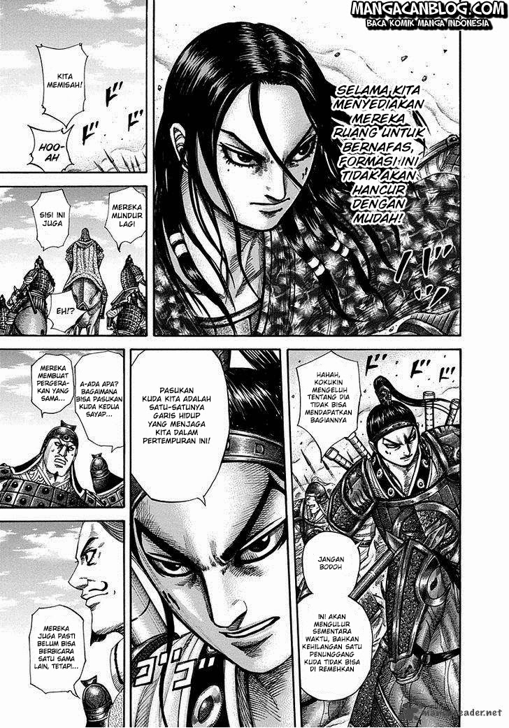 Kingdom Chapter 298