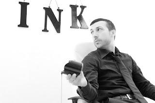 Valerio Tagliacarne, CEO di Ink Pezzi Unici