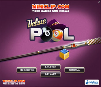 Deluxe Pool Games Miniclip