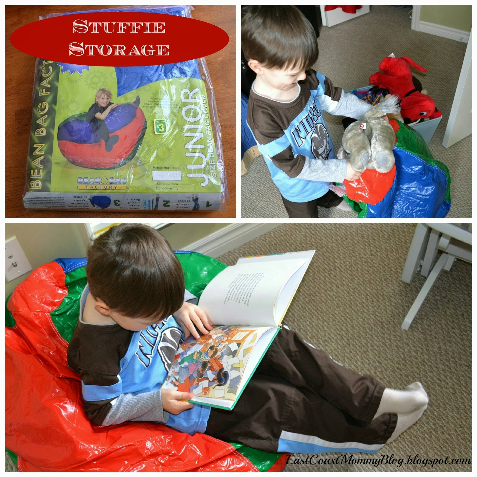 East Coast Mommy 5 Diy Playroom Projects