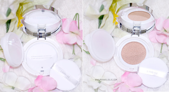 Laneige BB Cushion Pore Control Review