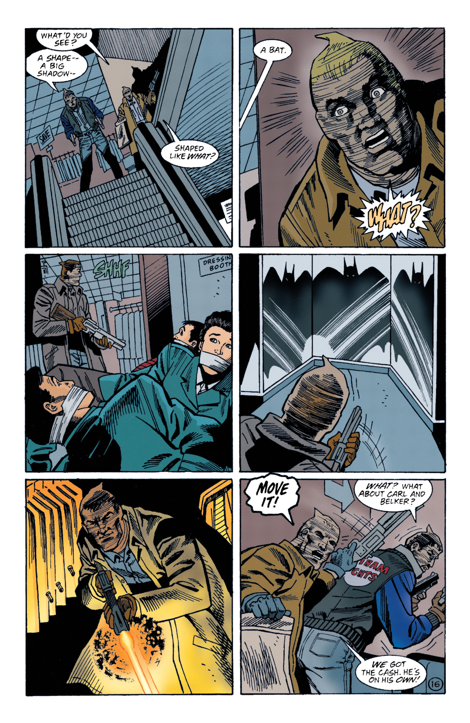 Detective Comics (1937) 716 Page 16