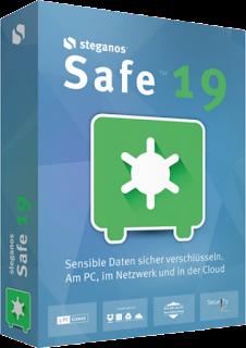 Steganos Safe 19.0.0 Revision 12184 (Español) (Cifre sus datos privados)