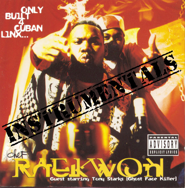 Nuthin But the Music: Raekwon's Only Built For Cuban Linx Instrumentals