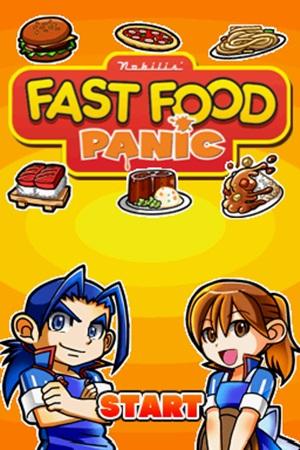 Fast Food Panic Ds Rom