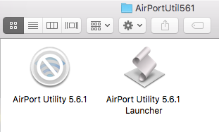 utilitaire airport 5.6.1