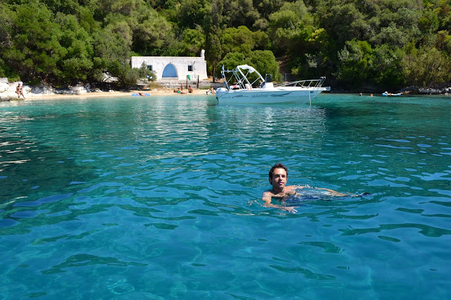 Skorpios islas jónicas, Grecia
