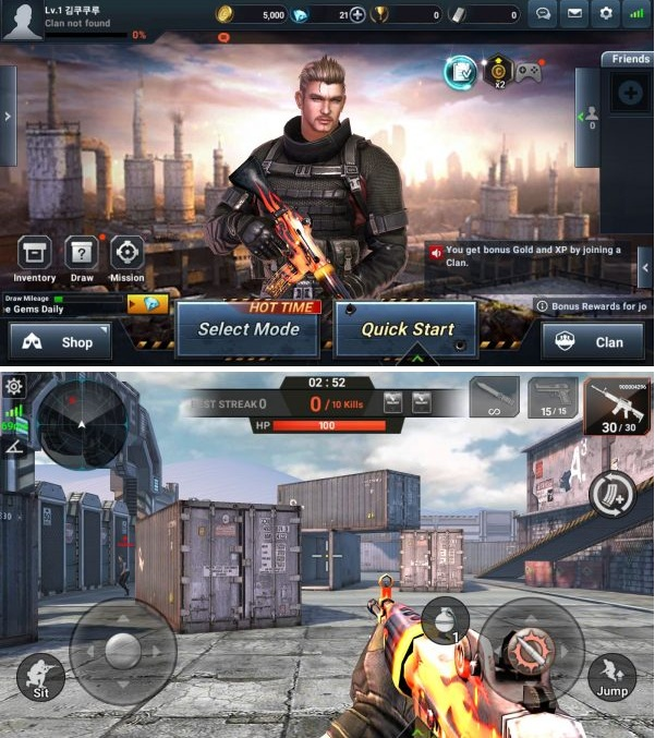 Final Shot v1.1.3 Mod Apk (Unlimited Money)