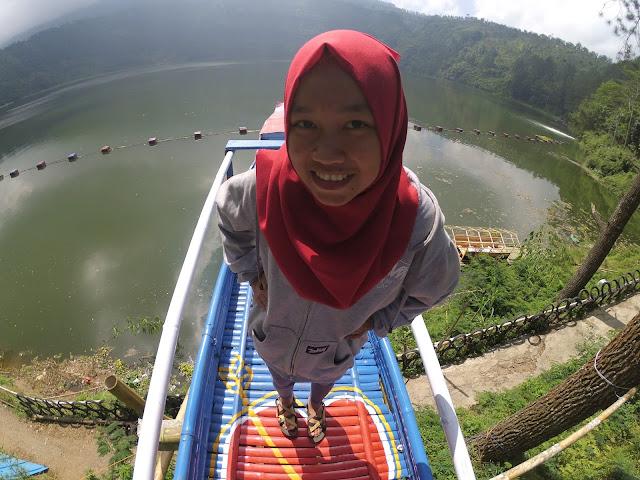 Telaga Menjer Dieng | Wonderful Indonesia