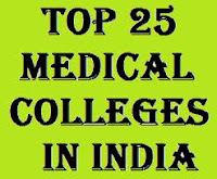 Top 25 Medical Colleges in India 2015