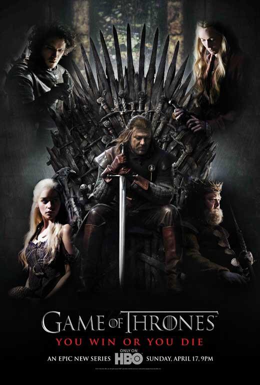 Trò Chơi Vương Quyền 1 - Game Of Thrones Season 1 (2011)