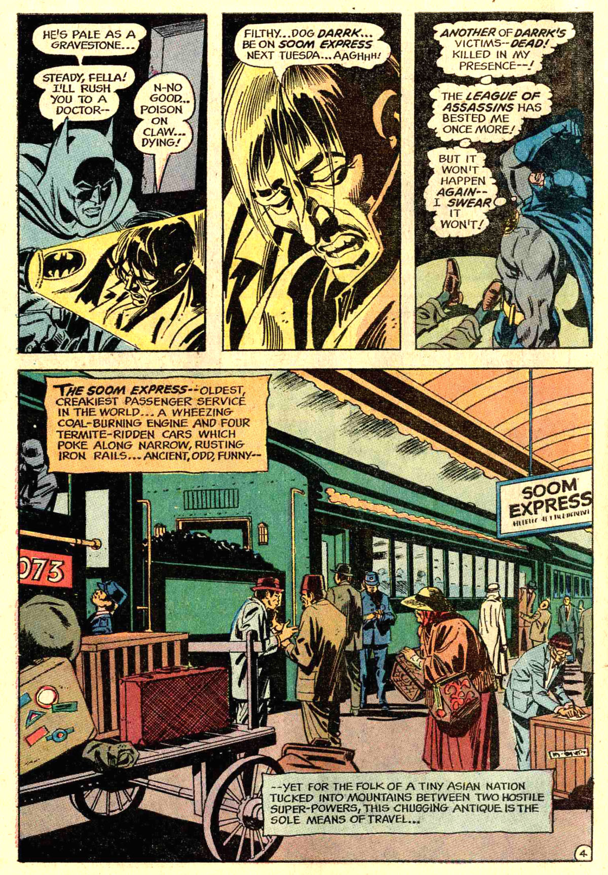 Detective Comics (1937) 411 Page 5