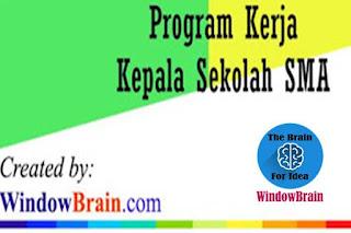 Contoh Program Kerja Kepala Sekolah SMA
