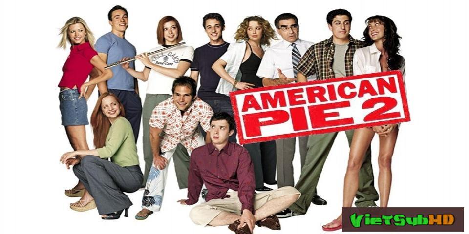 Phim Bánh Mỹ 2 VietSub HD | American Pie 2 2001