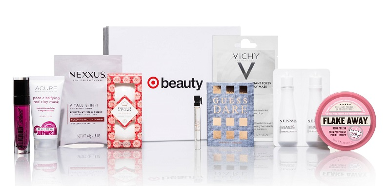 Target: May Beauty Box only $7 (a $32.75 value)!
