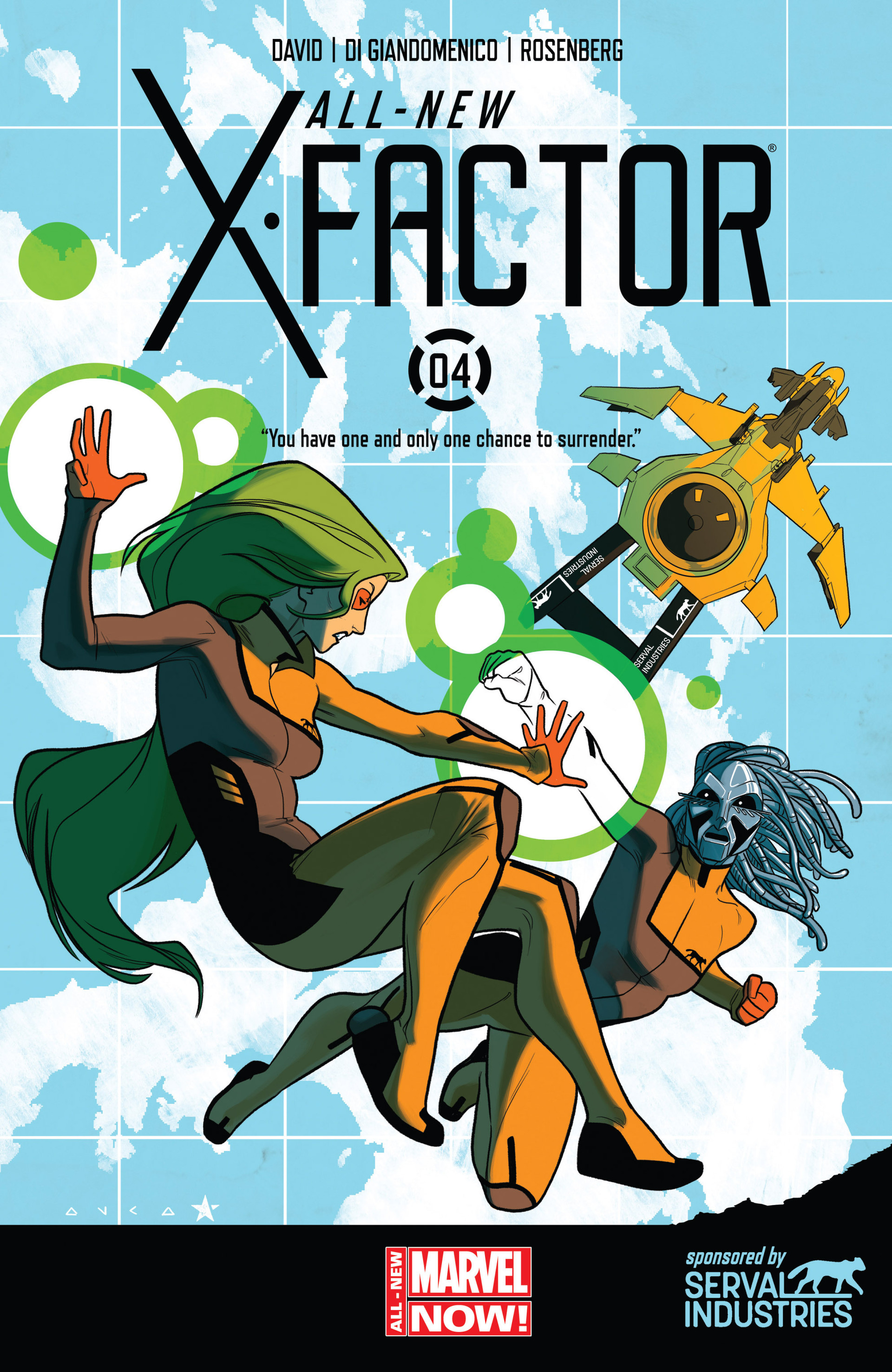 Read online All-New X-Factor comic -  Issue #4 - 1