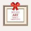 Why Does Art Make a Great Gift?