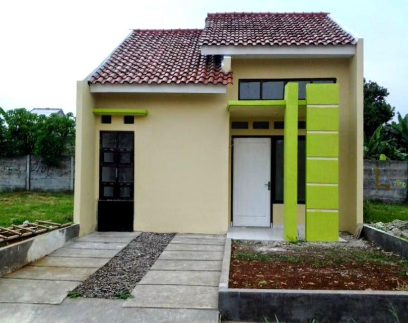 Contoh desain rumah minimalis type 21 & 27 Contoh Desain Rumah Minimalis Type 21 Sederhana Namun Nampak ...